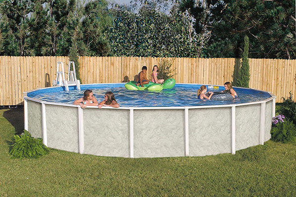 Pool Productions | Above Ground Swimming Pools | Doughboy - Summerville