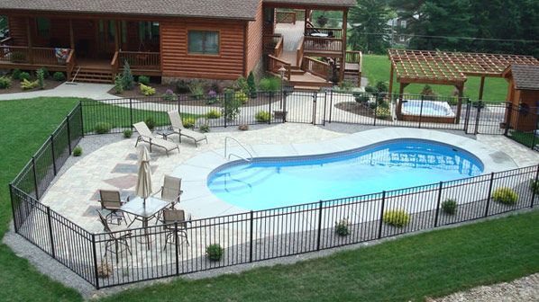 Fiberglass Swimming Pools | Inground Swimming Pools | Pool Productions
