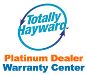 Hayward Platinum Dealer