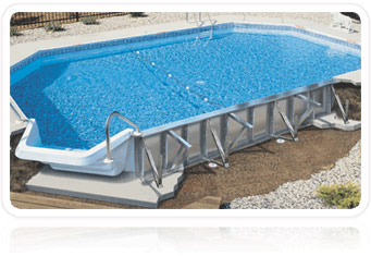 Pool Productions | Inground Swimming Pools | Steel Wall Pools
