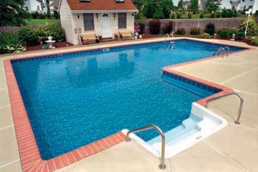 Pool Productions Inground Swimming Pools Steel Pool Shapes